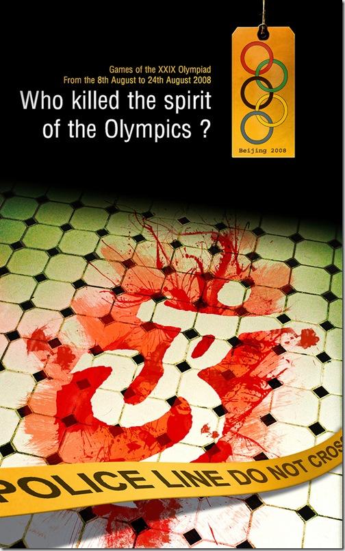 Boicotta Olimpiadi in Cina