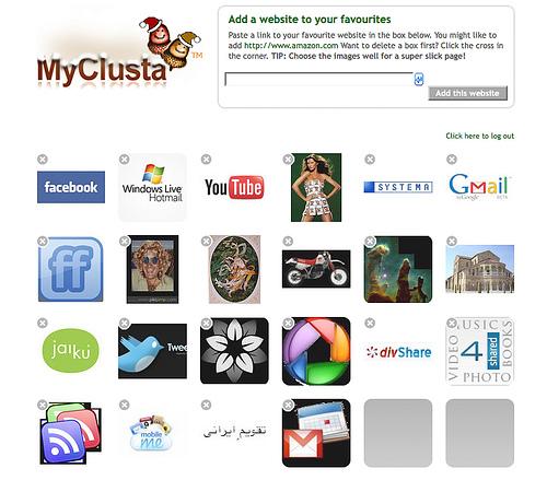MyClusta
